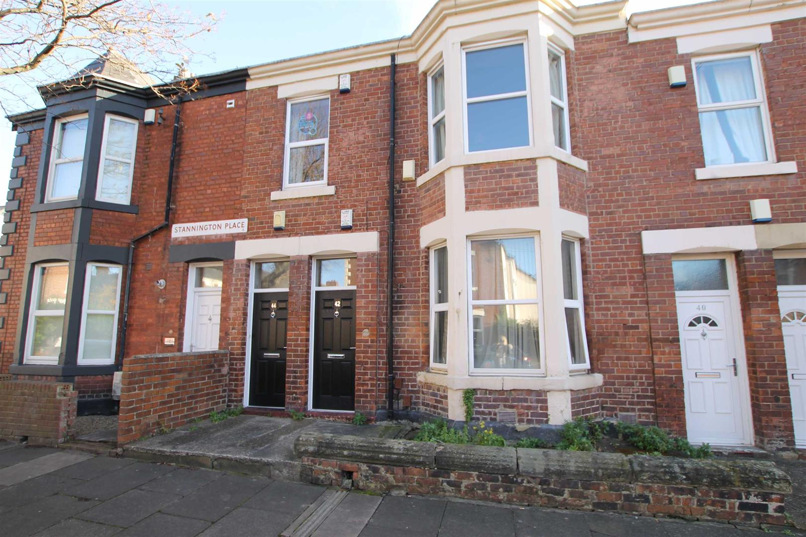 Stannington Place Newcastle Upon Tyne, 2 Bedrooms  Flat ,For Sale